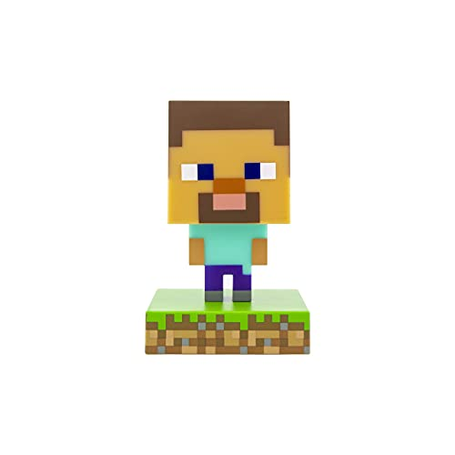 Minecraft Steve Dekolampe