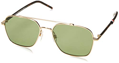 Tommy Hilfiger TH 1671/S Sunglasses, GOLD, 55 Mens