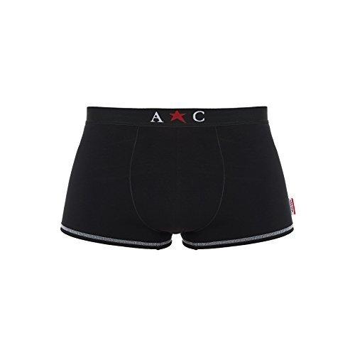 AC by Andy Hilfiger 3er Pack Boxer H2 (Modell: G10 - Herren, schwarz; Größe: M) FBA