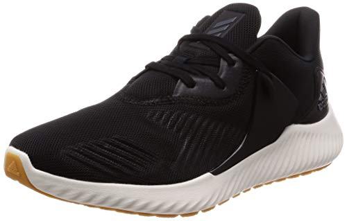 adidas Alphabounce RC 2 M, Zapatillas de Running Hombre, Negro (Core Black/Night Met./Core Black Core Black/Night Met./Core Black), 43 1/3 EU