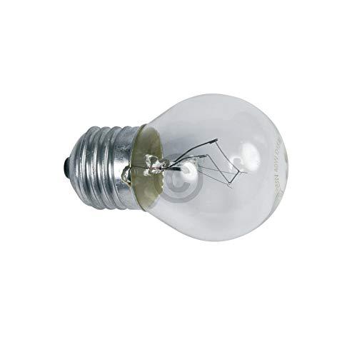 LUTH Premium Profi Onderdelen Lamp voor SAMSUNG 4713-001201 E27 40W bolvorm voor koelkast