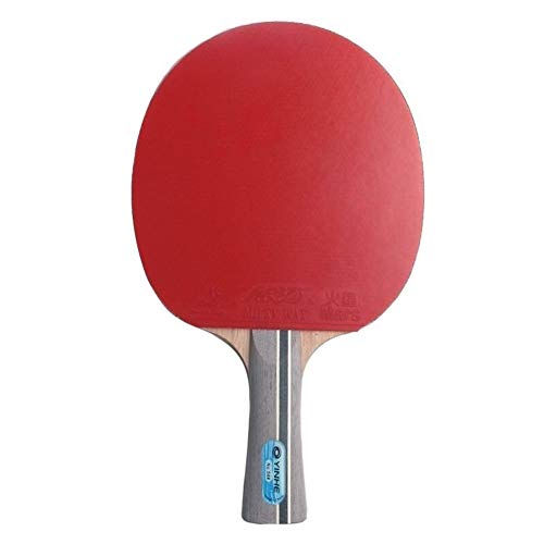 Why Choose Walled King Table Tennis Rackets Blade with Pimples in Rubber Racquets Ping Pong Paddles ...