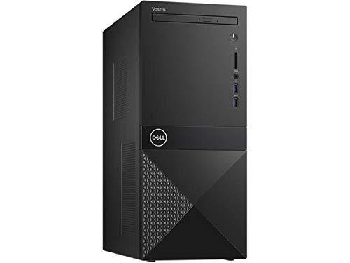 Dell Vostro 3671 Mini Tower PC, Intel i5-9400, 2.90GHz, 8GB RAM, 256GB SSD, Windows 10 Pro (Renewed)