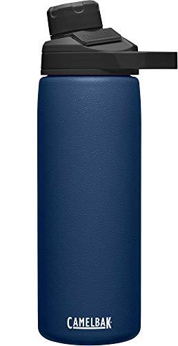 CAMELBAK Unisex– Erwachsene Chute Mag SST Vacuum Insulated Trinkflasche, Navy, 20oz