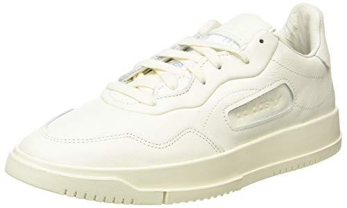 adidas SC Premiere,  Zapatillas de Gimnasio Hombre,  Off White Off White Off White,  40 2/3 EU