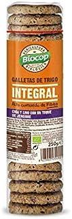 Biocop Galletas Trigo Int Chia Lino Jengibre 250 Gr Envase