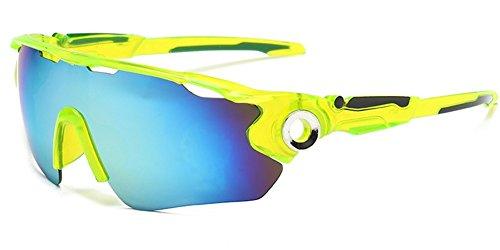 Gafas de Sol Deportivas DAUCO UV 400 Protección Gafas Deportivas Polarizadas, para Ciclismo, para Hombres, Mujeres, Deportes.