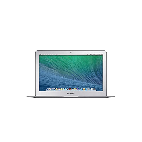 Apple MacBook Air 11' i7 2,2 GHz 8 GB RAM 256 GB SSD QWERTY - Silver (Reacondicionado)