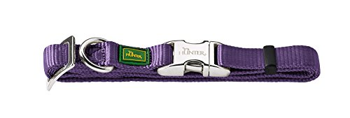 HUNTER - Collar, Colores - Morado, Dimensiones - Talla