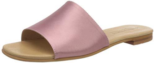TEN POINTS Damen Madeleine Pantoletten, Pink (Old Rose 810), 40 EU