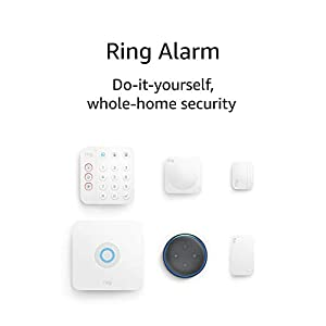 Ring Alarm 5-piece kit (2nd Gen) with Echo Dot