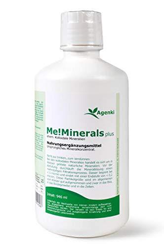 Me!Minerals plus - Agenki Kolloidale Mineralien - 946 ml