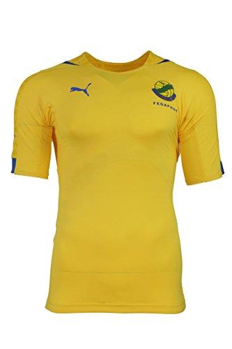 Puma Gabon Home Shirt Promo Herren Trikot Gr. L Jersey, Bekleidungsgröße:L