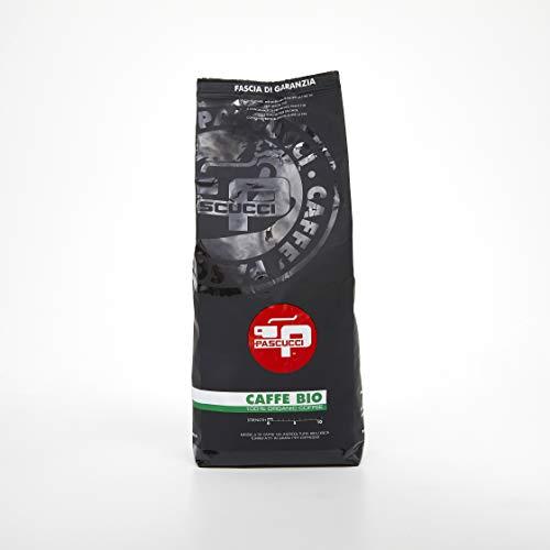 PASCUCCI Kaffee – BIO Kaffeebohnen – 1 kg