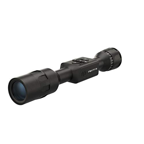 ATN X-Sight LTV 5-15x Day Night Hunting Rifle Scope