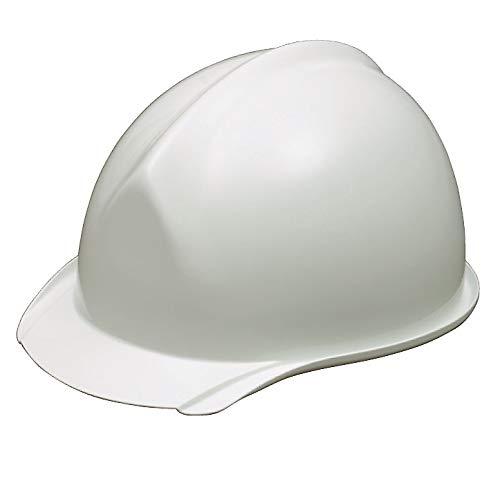 安全・サイン8 工事用ヘルメット 耐衝撃・耐電・耐候性バツグン 工事・防災・レジャー用 BP-3 カラー:白