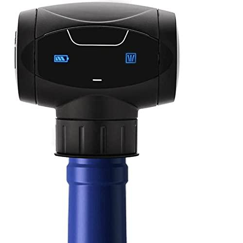 FSSQYLLX Tapón de Vino Vacío eléctrico Bomba de vacío de Vino Reutilizable Mantener Herramientas de Barra Frescas automáticas