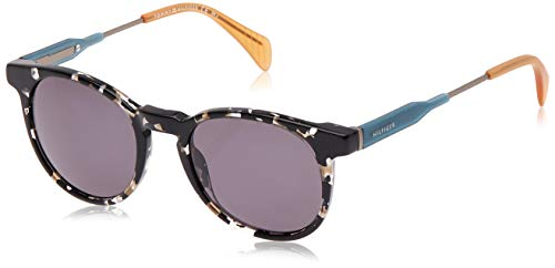 Tommy Hilfiger TH 1350/S Y1 Gafas de sol, Beige Black, 49 Unisex-Adulto