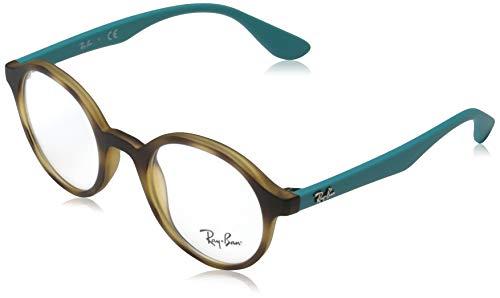 Ray-Ban 0RY1561 Monturas de Gafas, Matte Havana, 41 Unisex