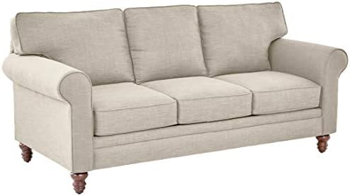 Best Amazon Brand – Ravenna Home Randall Rolled Arm Sofa, 83