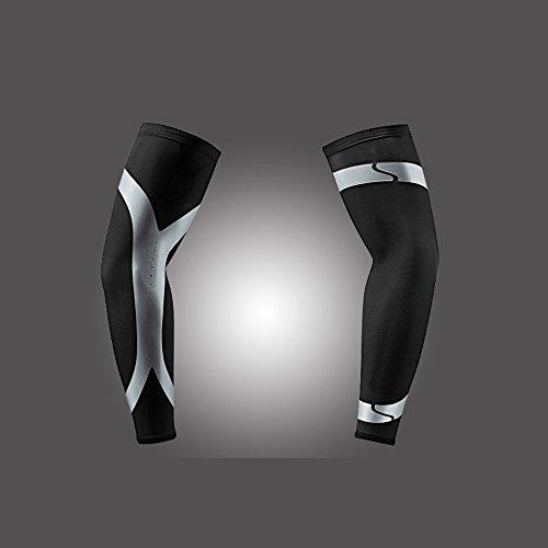 Ellenbogenbandage, Kompressionsstütze, atmungsaktiv, elastisch, für Sport, Basketball, Fußball
