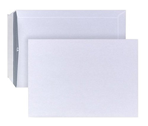 POSTHORN 04450321 - Sobre de envío (autoadhesivo, 500 unidades, B5, 176 x 250 mm, 90 g), color blanco