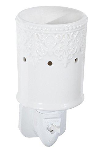 Candle-lite - Nachtlicht, Paarl, Weiß, 7.5 x 10.5 x 12 cm