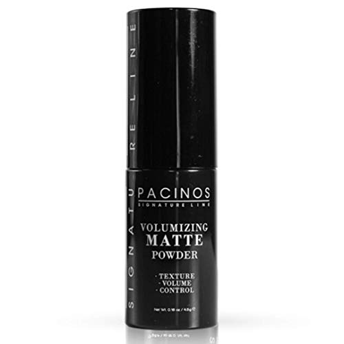 Pacinos Matte Texturizing Hair Powder - Volumizing Powder Adds...