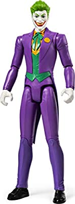 BATMAN 12-Inch THE JOKER Action Figure from Spin Master
