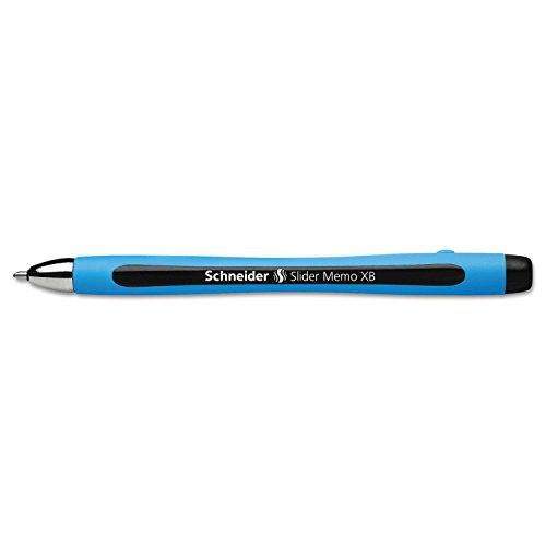 Schneider Slider Memo, Stick, Extra Bold, Black, 10/Box (STW150201) Photo #2