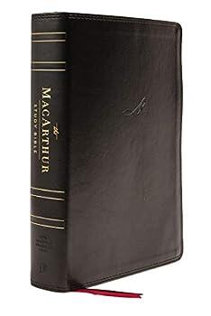 mcarthur study bible nasb