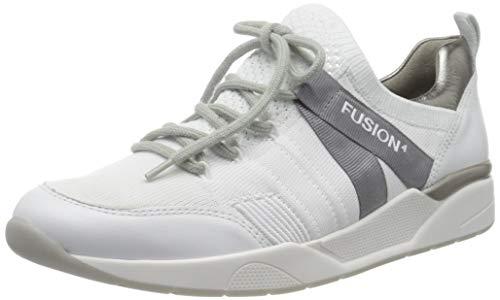 ara Damen L.A Sneaker, (Weiss, Zinn 13), 39 EU(6 UK)