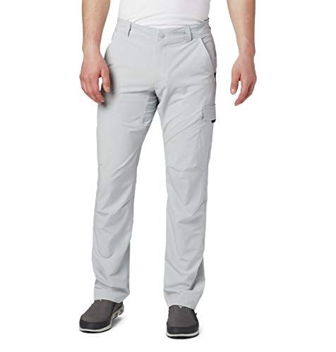 Columbia Men's Force XII Pant, Cool Grey, 36x32