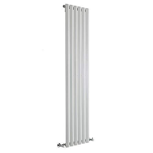 Radiador de Diseño Vertical: Blanco   1780mm