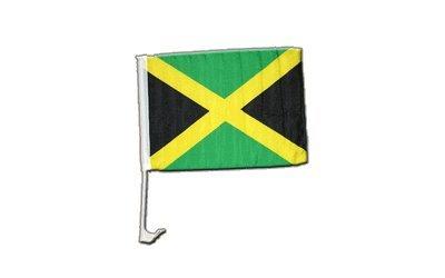 Digni Drapeau de voiture Jamaïque - 30 x 40 cm