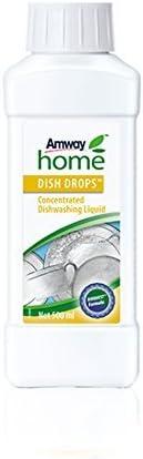 OMG-Deal Dish DROPSTM Líquido concentrado para lavavajillas (500 ml) + guantes de microfibra