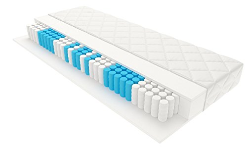 Inter handel Intermed Matras intermed pocket, 100% polyester, 80x200 cm