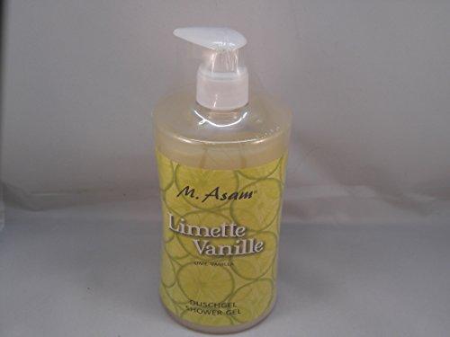 M.Asam Limette-Vanille Duschgel XXL 750ml