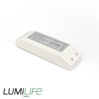 Vemer VE773400 In.Regulador para el control de la intensidad luminosa de las luces color blanco. Instalaci/ón de retroceso dentro de la caja empotrable