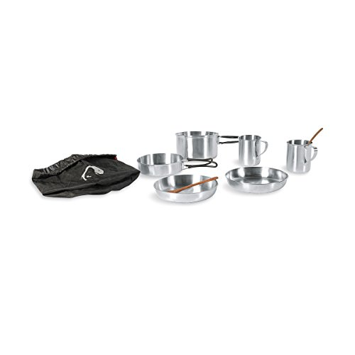 Tatonka Topfset Picnic Set, transparent, 16,5 x 13 cm