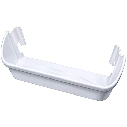 240323001 Refrigerator Door Bin, Refrigerator Side Shelf Replacement Part, Compatible with frigidaire or kenmore, Replace AP2115741, PS429724, AH429724, 240323007, Models in Picture 6, 7 & Detail Page