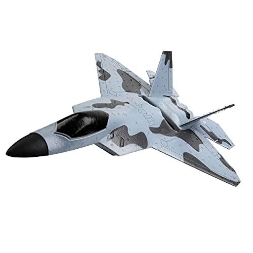 Modelo de planeador de juguete 2.4G Motor sin escobillas Avión de juguete Avión RC Avión de control remoto Juguete para niños Regalo de cumpleaños, Niños Rc Avión Quadcopter Helicóptero regalo