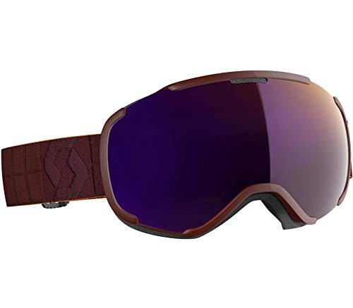 SCOTT Faze II Skibrille Merlot Red Einheitsgröße