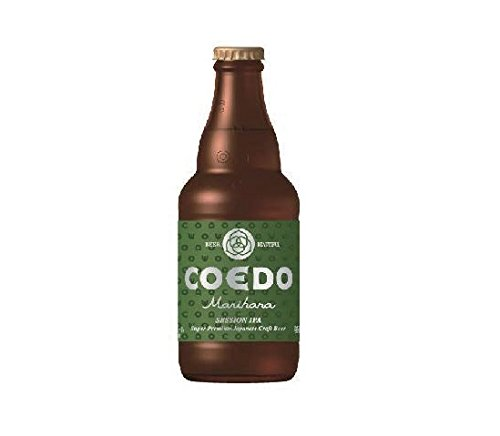 COEDOビール『毬花 -Marihana-』