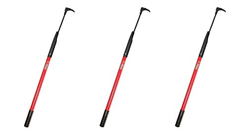 Buy Bully Tools 92395 7-Gauge 3-Inch Bean Hook/Paver Weeder with Dual-Sided Blade (Pack of 3)