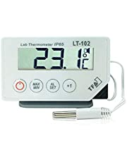 TFA Dostmann LT-102 professionele digitale thermometer, met kabelsensor, waterdicht IP65