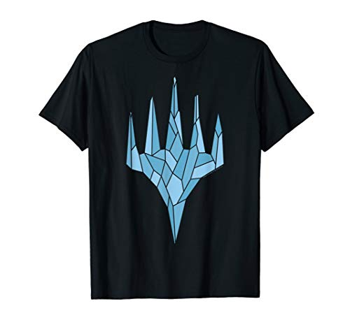 Magic: The Gathering Blue Crystal T-Shirt