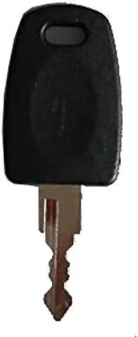 TSA Resettable 3 Digit Combination Travel Luggage Suitcase TSA 002 007 Lock Key Security Only product image