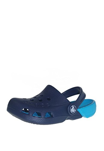 crocs Kinderschuhe - Clog ELECTRO, Schuhgröße:EU 22-23, Farbe:Navy Electric Blue