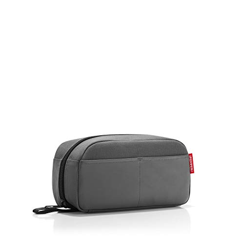 Reisenthel Travelcase Kosmetiktäschchen, 26 cm, 2.5 L, Canvas Grey